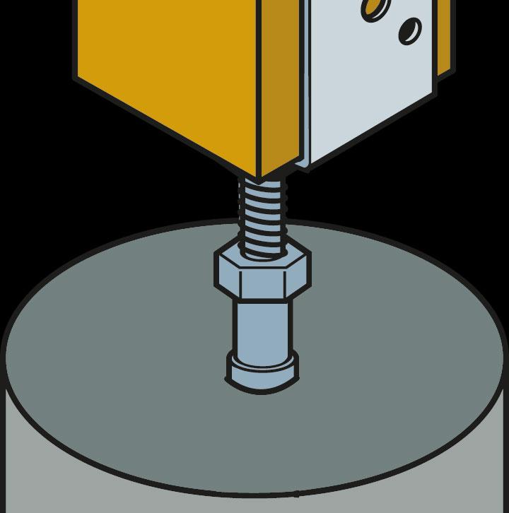 std-justerbar-stolpsko